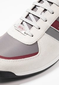BOSS - GLAZE - Sneakersy niskie - open beige - 5