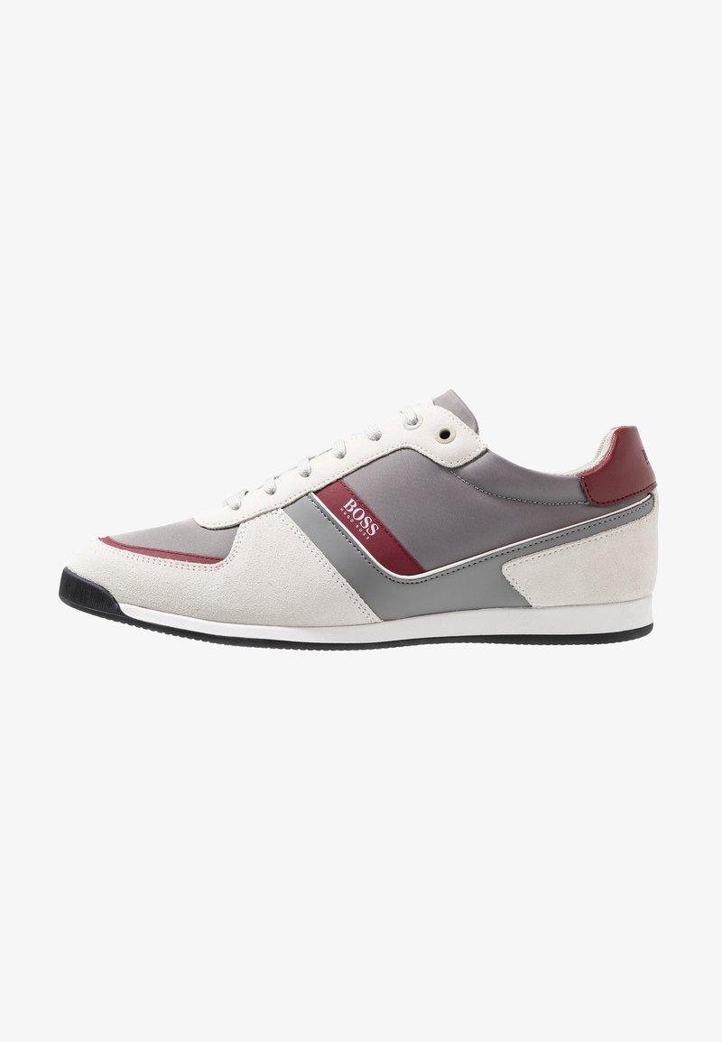 BOSS - GLAZE - Sneaker low - open beige