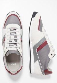 BOSS - GLAZE - Sneakersy niskie - open beige - 1