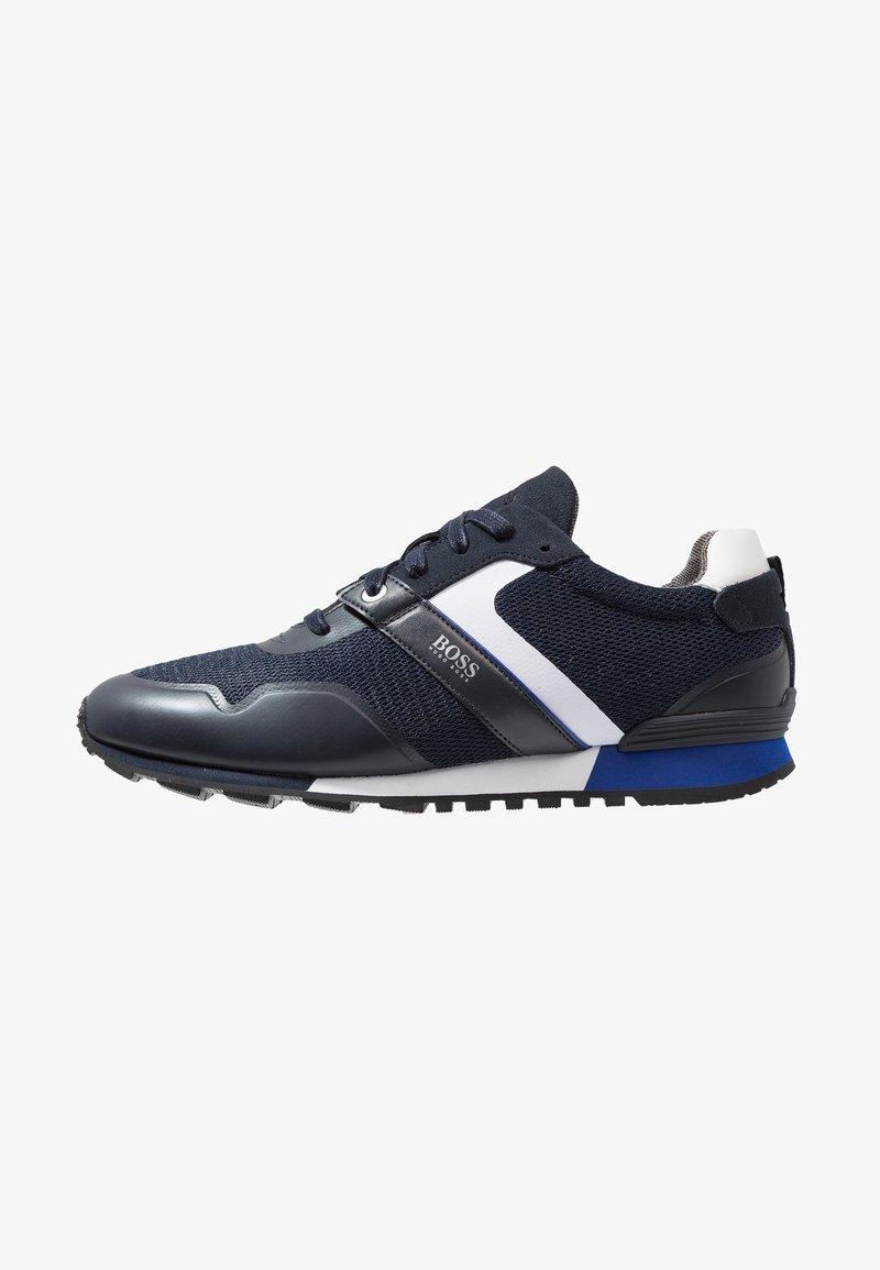 BOSS - PARKOUR - Zapatillas - dark blue