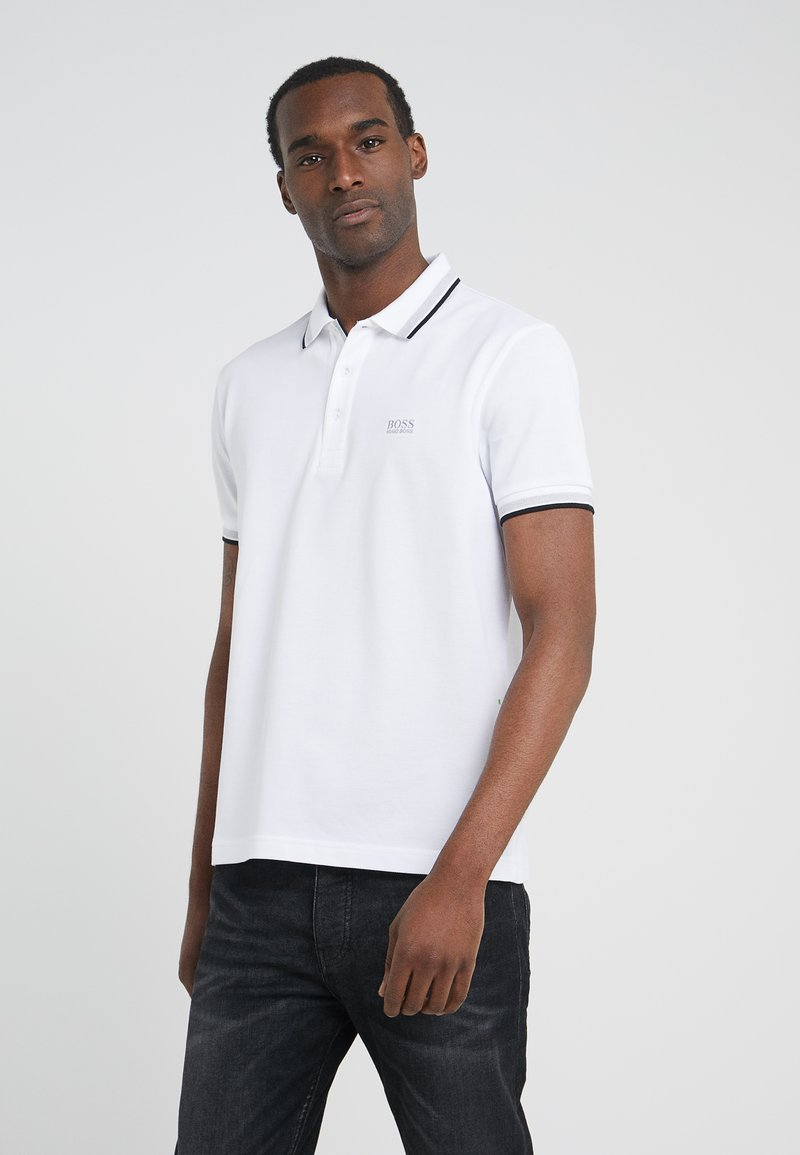 BOSS - PADDY  - Polo - white