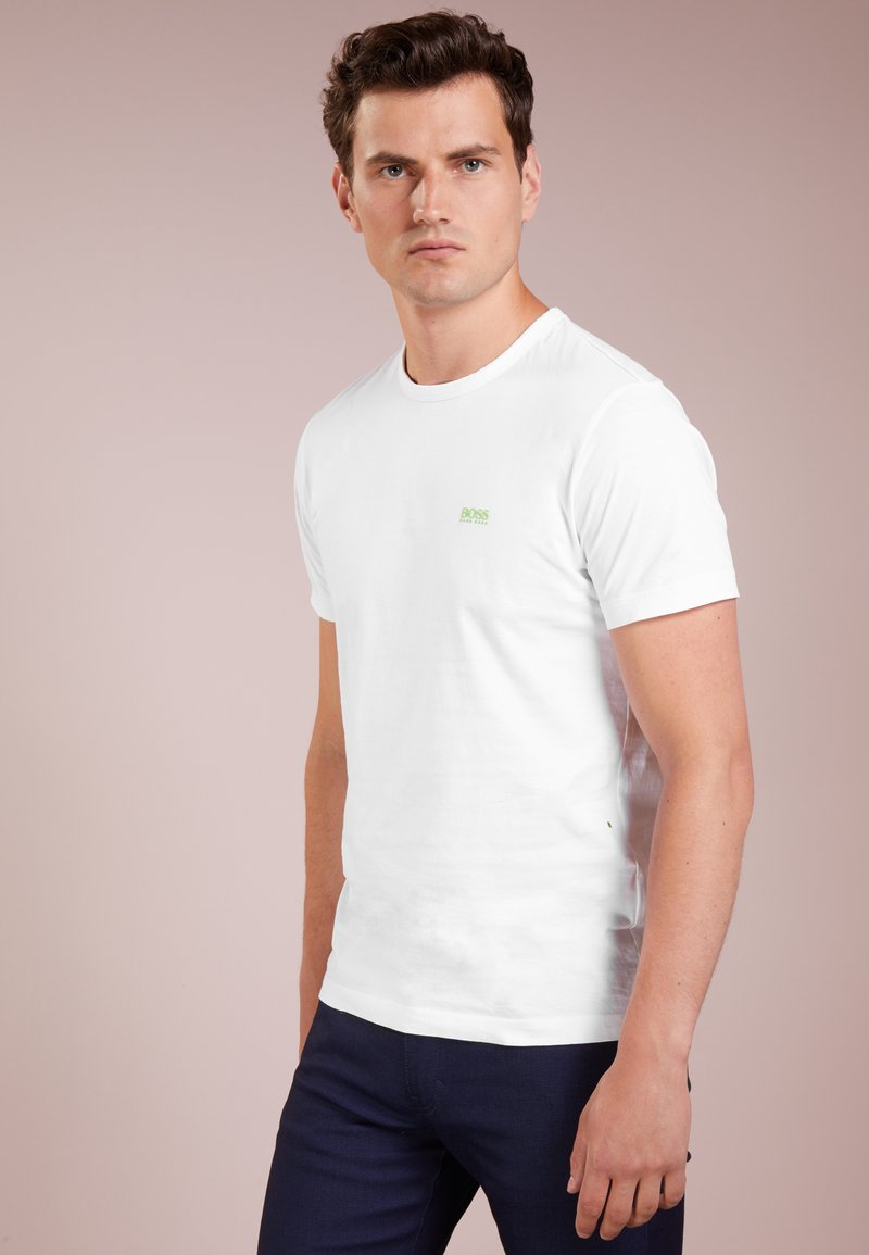 BOSS - TEE - Basic T-shirt - white