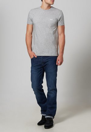 T-shirt basique - light pastel grey