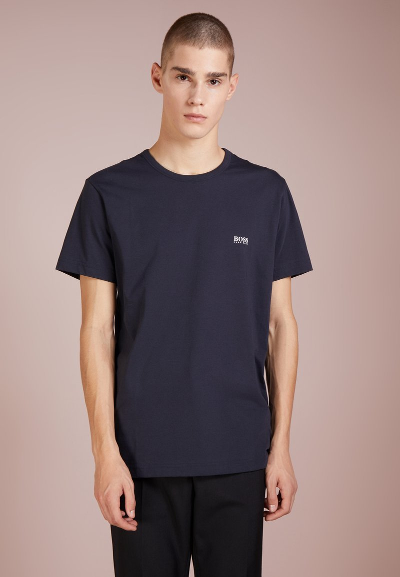 BOSS - TEE - Basic T-shirt - navy