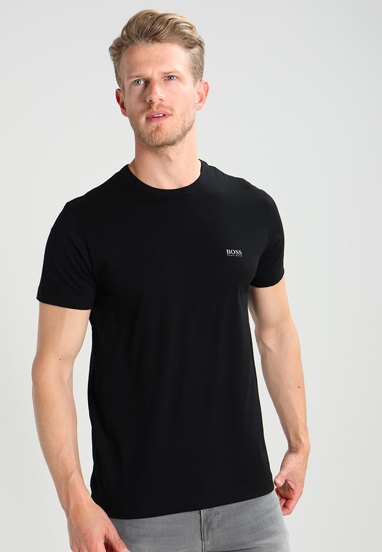 BOSS - TEE - T-shirt basique - black