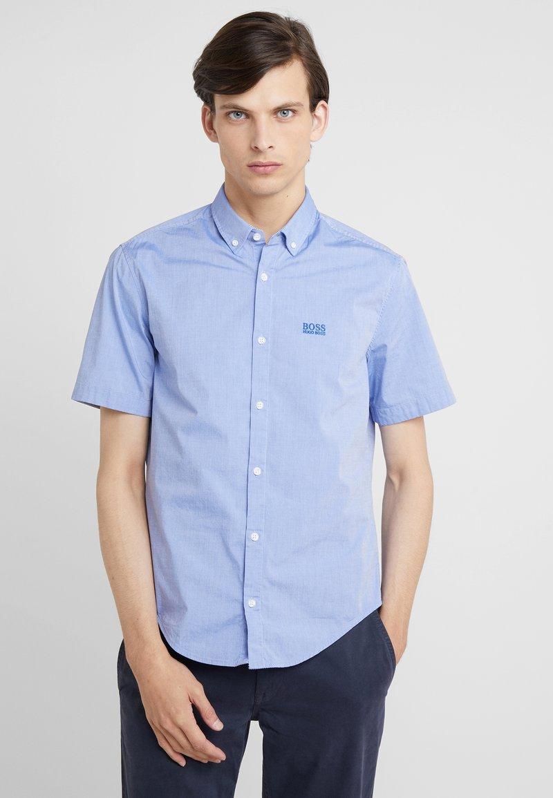 BOSS - BIADIA - Shirt - medium blue