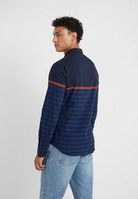 BOSS - BALIVO SLIM FIT - Shirt - dark blue - 2