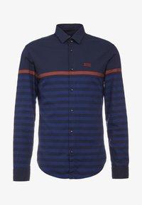BOSS - BALIVO SLIM FIT - Shirt - dark blue - 4