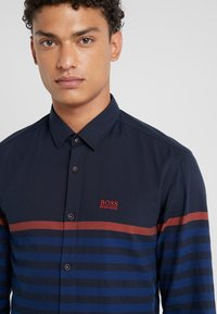 BOSS - BALIVO SLIM FIT - Shirt - dark blue - 5