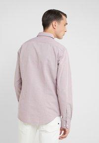 BOSS - BUXTO REGULAR FIT - Shirt - red - 2