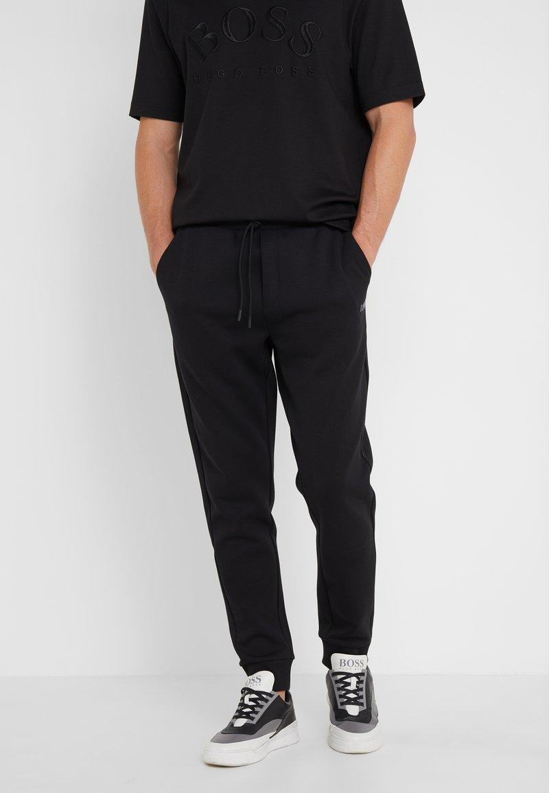 BOSS - HADIKO  - Pantalon de survêtement - black