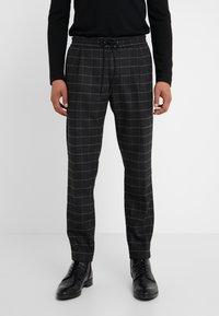 BOSS - KEEN - Pantaloni - medium grey - 0