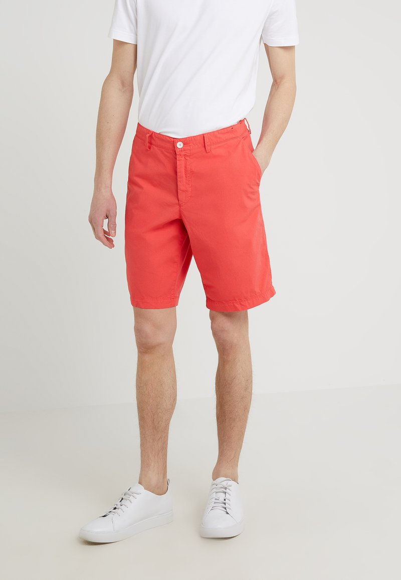 BOSS - BRIGHT - Shorts - open red