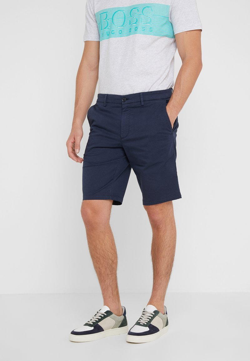BOSS - LIEM - Shorts - navy