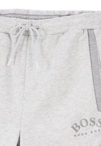 BOSS - HEADLO - Shorts - light grey - 4
