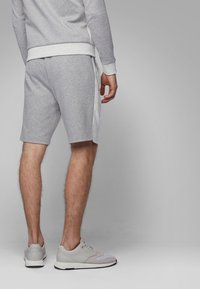 BOSS - HEADLO - Shorts - light grey - 2