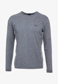 BOSS - TOGN - Top sdlouhým rukávem - medium grey - 3