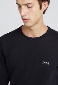 BOSS - TOGN - Long sleeved top - black - 5