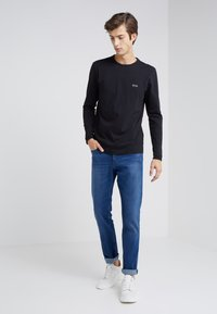 BOSS - TOGN - Long sleeved top - black - 1