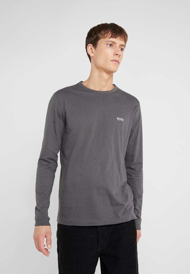 BOSS - TOGN - Langarmshirt - dark grey