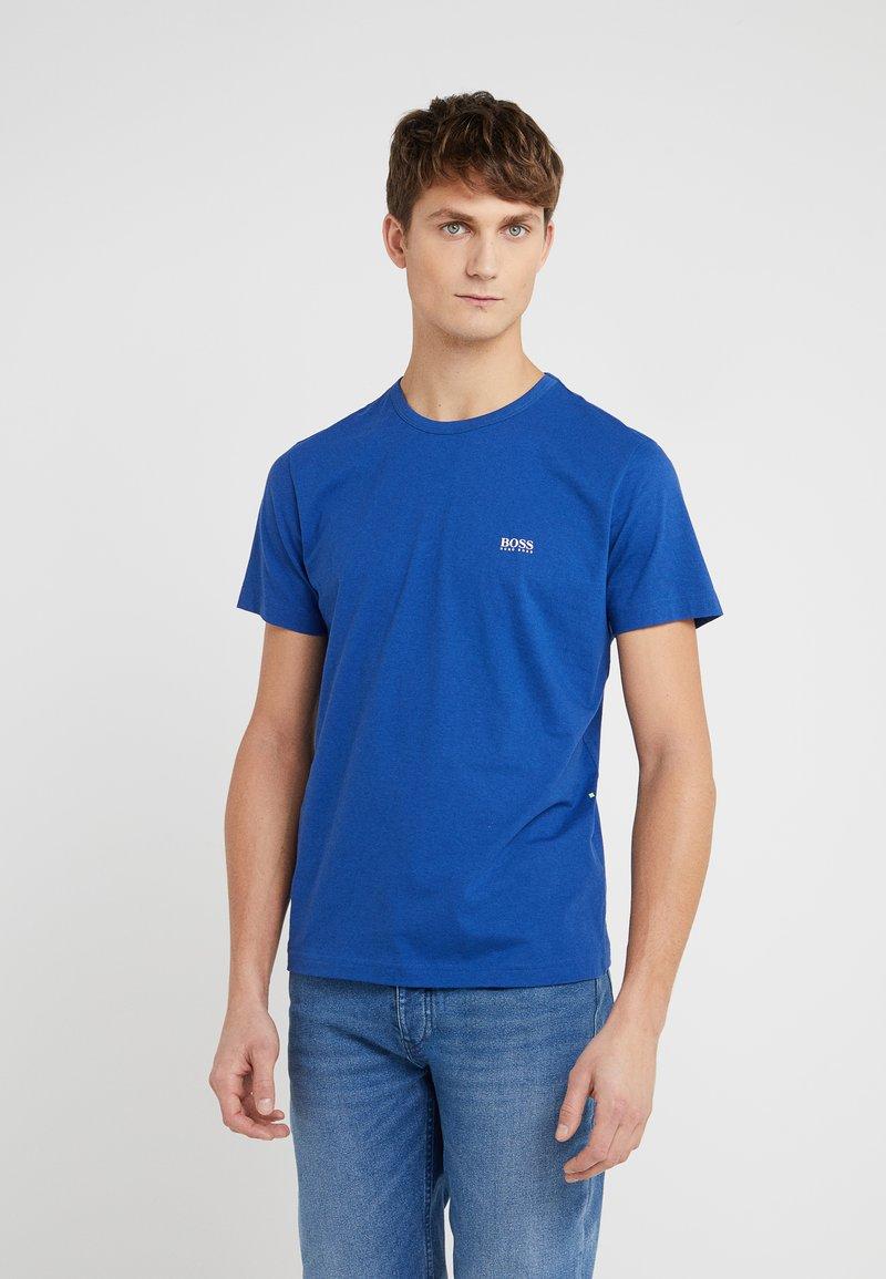 BOSS - TEE - Basic T-shirt - open blue