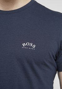 BOSS - TEE CURVED 10213473 01 - T-shirt basique - blue/silver - 5