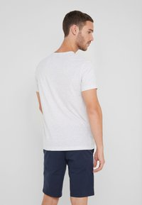 BOSS - TEE CURVED 10213473 01 - Camiseta básica - light pastel grey - 2
