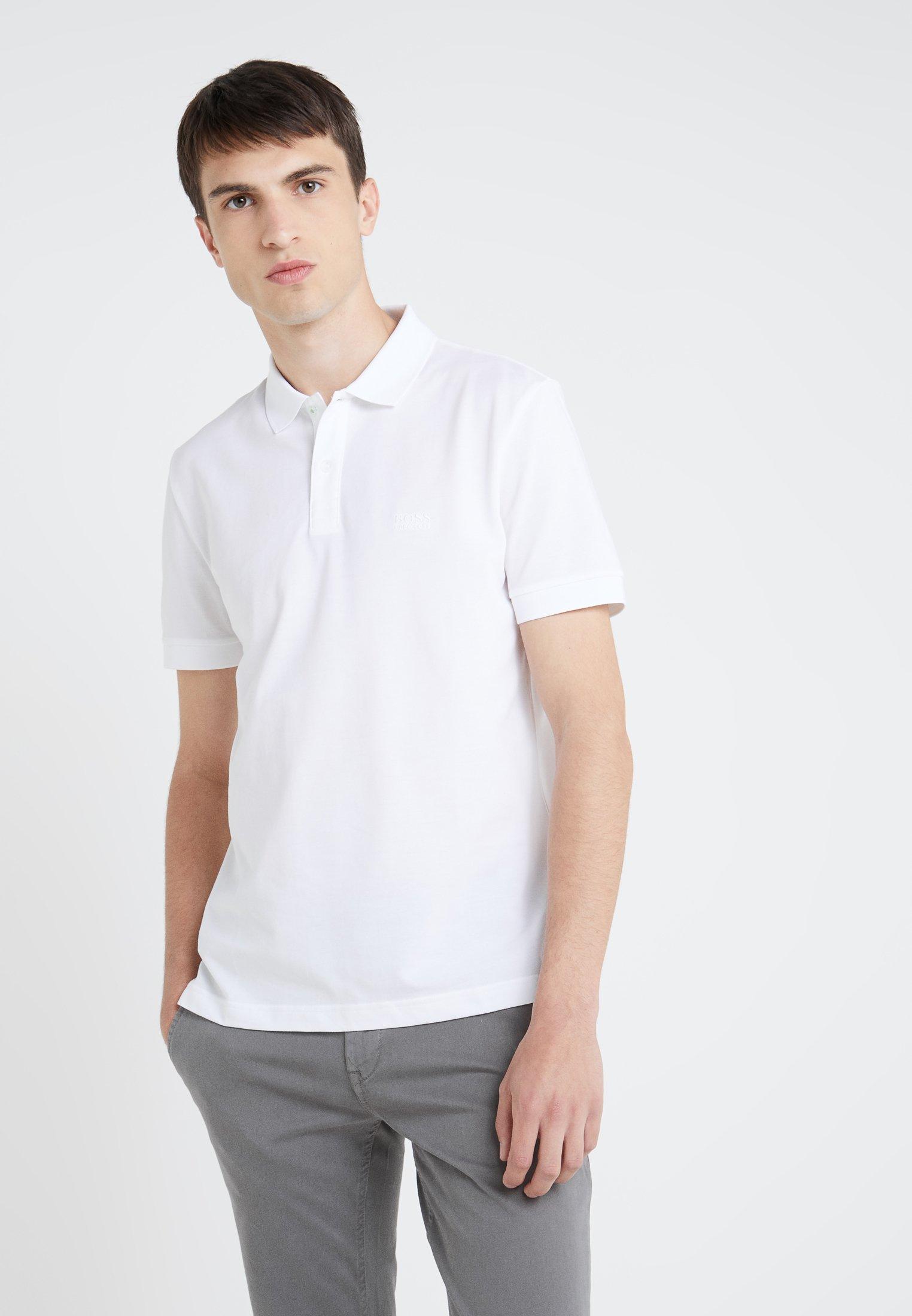 Boss Piro - Koszulka Polo White
