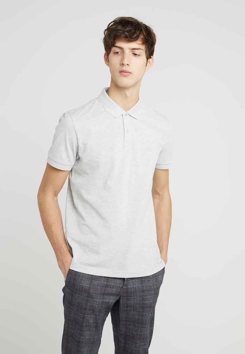 BOSS - PIRO - Poloshirt - light/pastel grey
