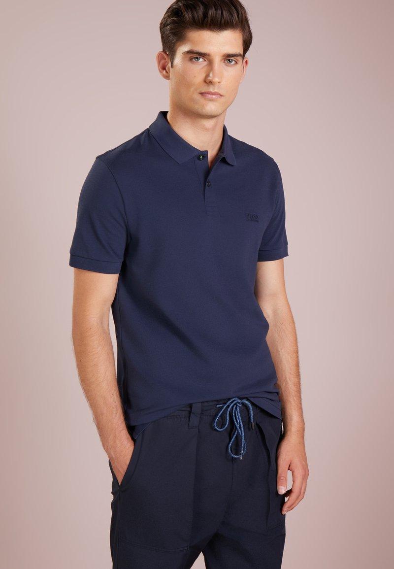 BOSS - PIRO - Poloshirt - navy