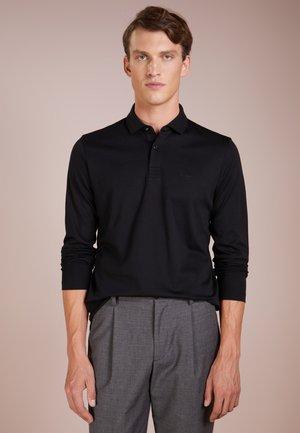 PIROL - Koszulka polo - black