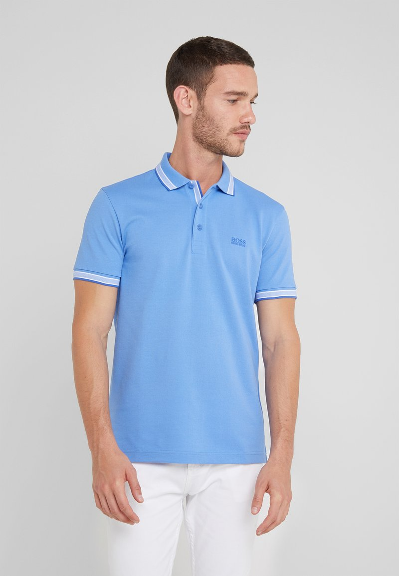 BOSS - PADDY - Poloshirt - open blue