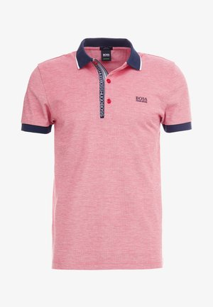 PAULE - Polo - bright red