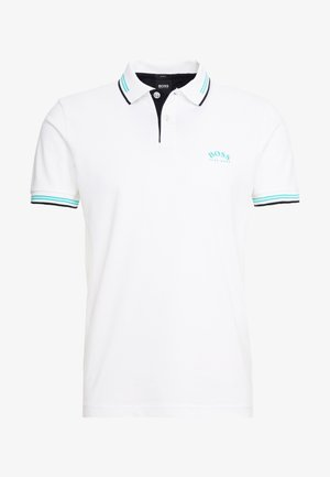 PAUL CURVED  - Polo - open white
