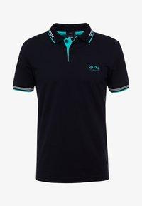 BOSS - PAUL CURVED  - Polo shirt - black - 4