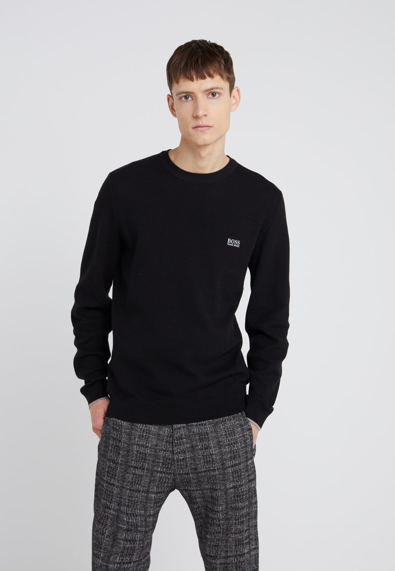 BOSS - RANJA - Jumper - black