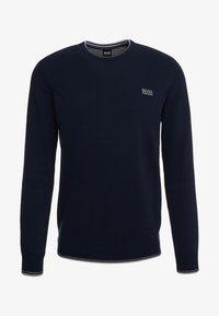 BOSS - RIMEX - Sweatshirt - navy - 3