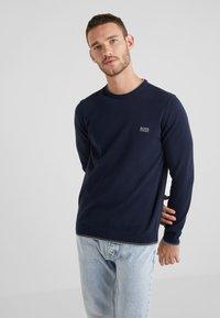 BOSS - RIMEX - Sweatshirt - navy - 0