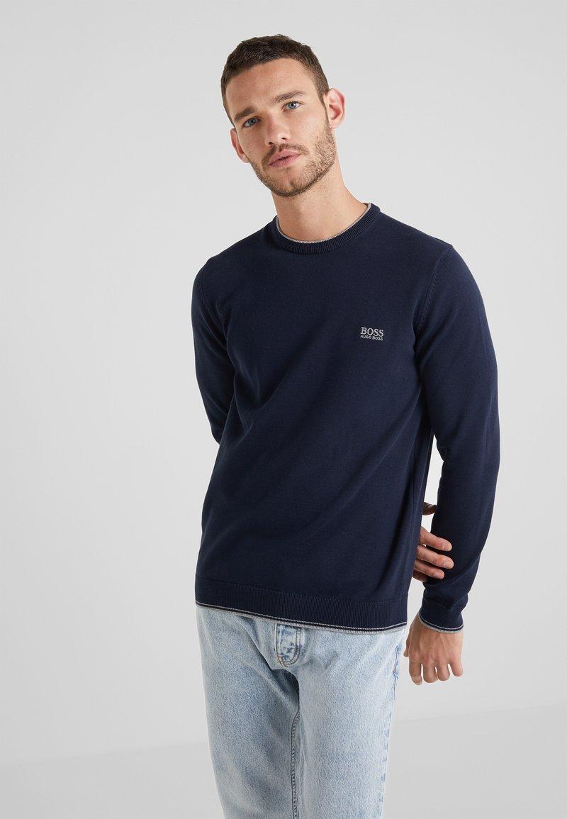 BOSS - RIMEX - Sweatshirt - navy