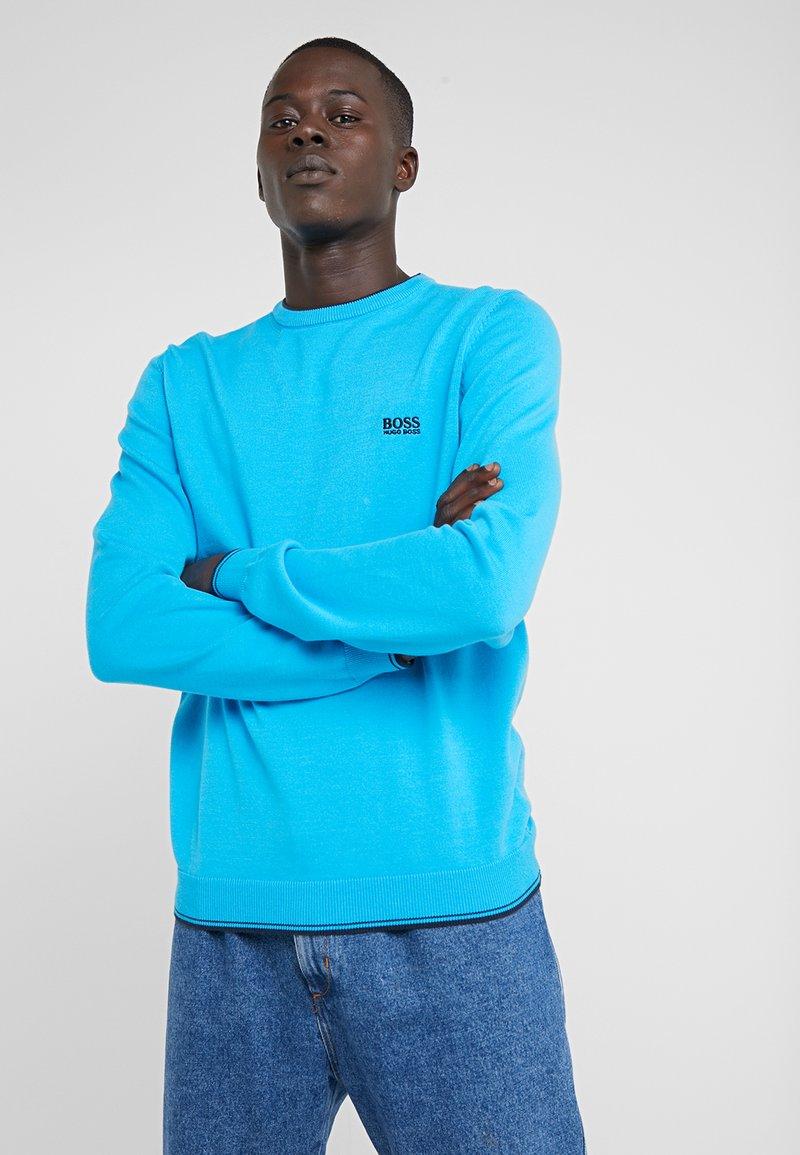 BOSS - RIMEX - Sweatshirt - blue danube