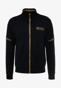 BOSS - SKAZ - veste en sweat zippée - black - 3