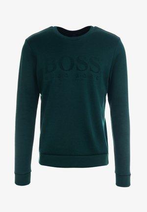 SALBO SLIM FIT - Sweatshirt - open green