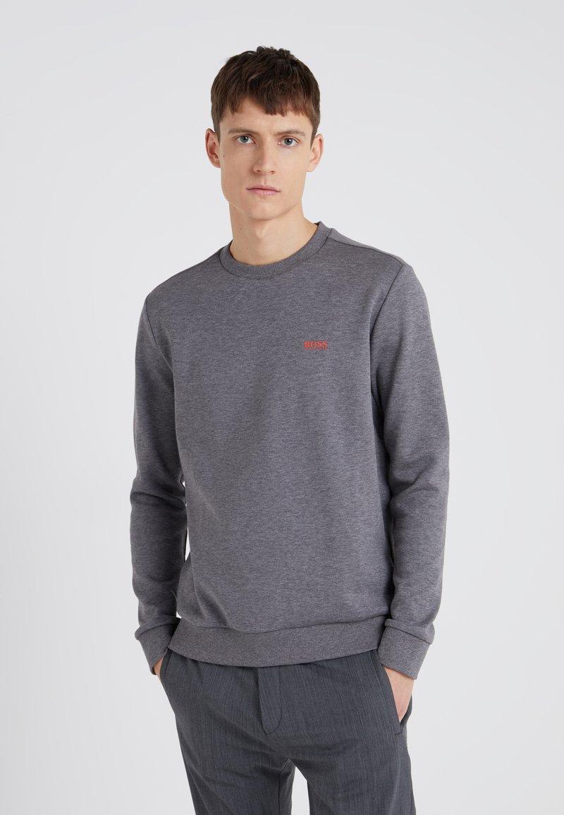 BOSS - SALBO - Collegepaita - medium grey