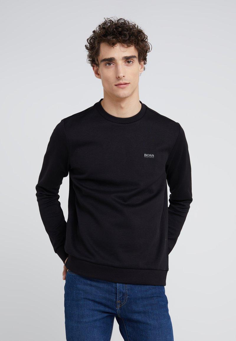 BOSS - SALBO - Sweatshirt - black
