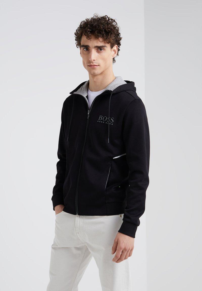 BOSS - SAGGY - Vest - black