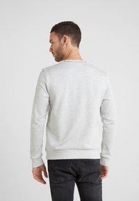 BOSS - SALBO ICONIC  - Sweatshirt - light pastel grey - 2