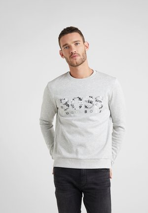 SALBO ICONIC  - Sweatshirt - light pastel grey