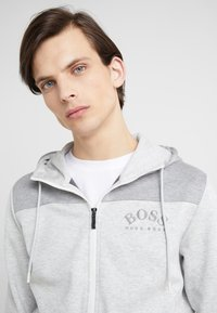 BOSS - SAGGY  - Kardigan - light grey - 3