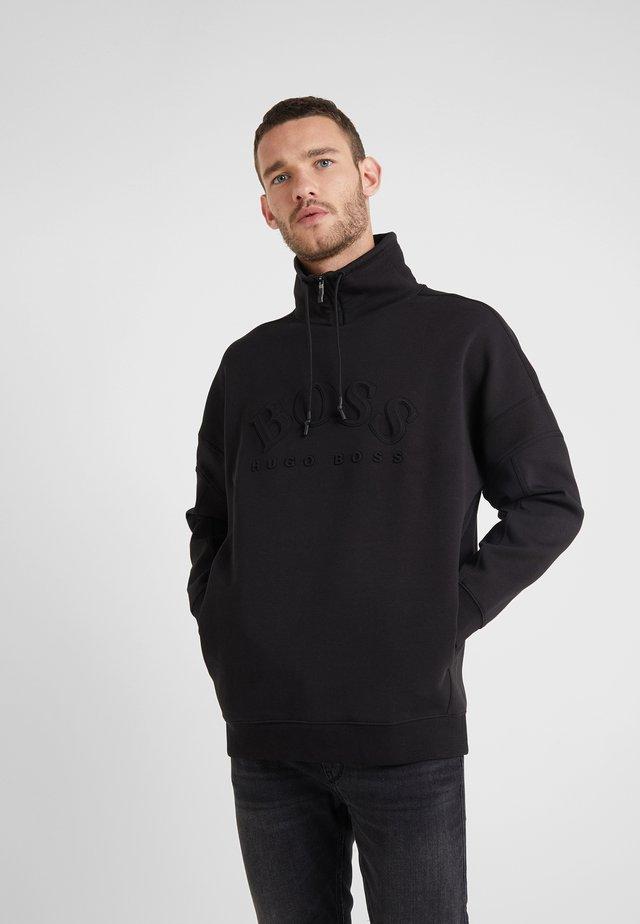 SALBOA  - Långärmad tröja - black