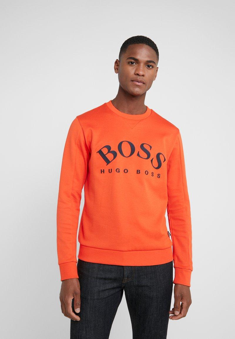 BOSS - SALBO - Sweatshirt - orange